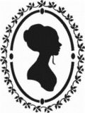 silhouette of lady