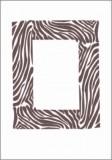 zebra square